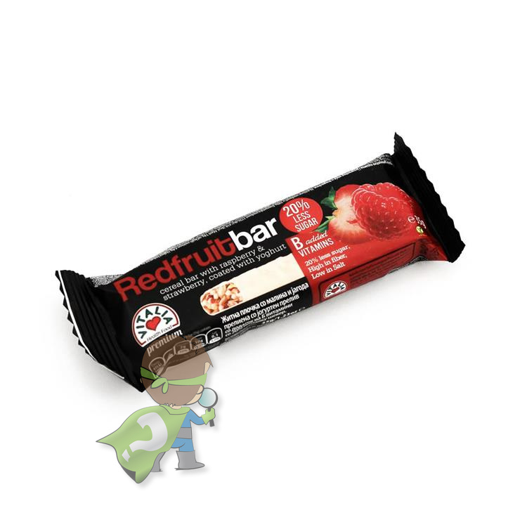 Redfruit-bar